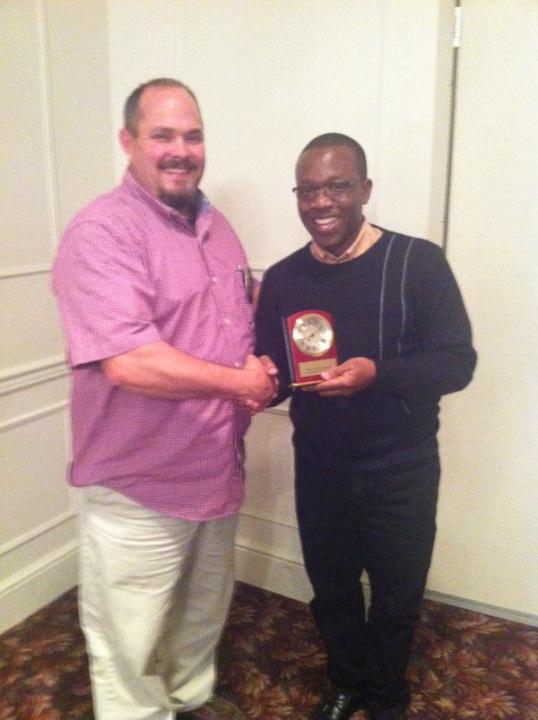 Pastor Amani: International Speaker!
