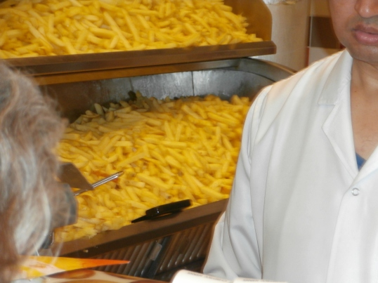 Vlaamse Frites galore!