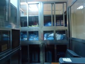 nursing store room