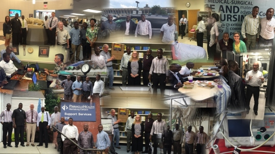 Tanzanian Visit 2015