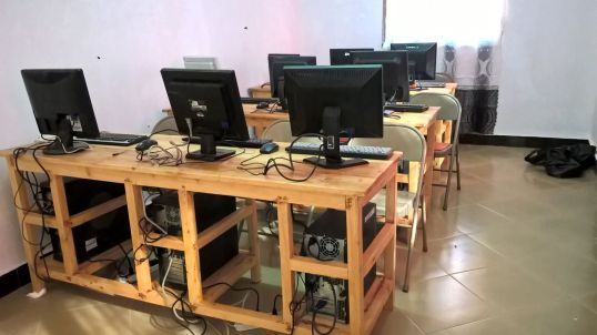 Lake Tanganyika July 12 2016 Computer lab 3